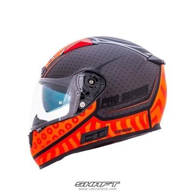 Casco Integral Cetificado Shaft Pro 577 Exact Moto Proteccion Motociclista Cascoloco Distriramirez